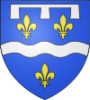 Blason et armoiries de Chanteau