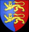 Blason et armoiries d`Équeurdreville-Hainneville