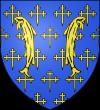 Blason et armoiries de Vaucouleurs