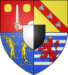 Blason et armoiries de Gu�nange