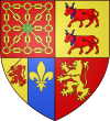 Blason et armoiries de Maul�on-Licharre