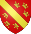 Blason et armoiries de Knoeringue