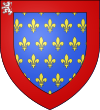 Blason et armoiries de la Sarthe
