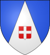 Blason et armoiries de Saint-Cergues