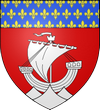 Blason et armoiries de Paris 19e arrondissement