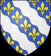 Blason et armoiries de Carri�res-sur-Seine