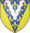 Blason et armoiries de Fresnes
