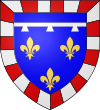 Blason et armoiries Du Centre