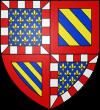 Blason et armoiries De la Bourgogne