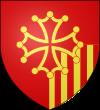 Blason et armoiries Du Languedoc-Roussillon