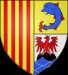 Blason et armoiries De la Provence-Alpes-Côte d