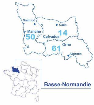 La Basse-Normandie
