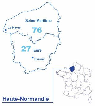 La Haute-Normandie